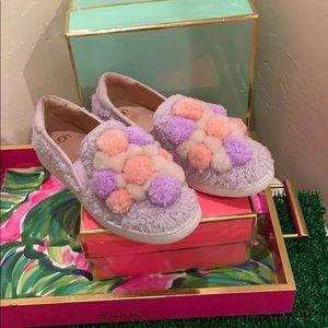 Shoes - Ugg Pom Pom Sneakers  NWT 7.5